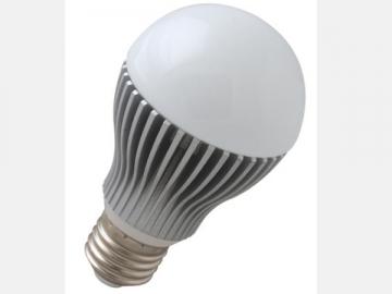 Bombilla LED de aluminio de 7W