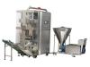 Máquina envasadora de líquido / pasta de PLC