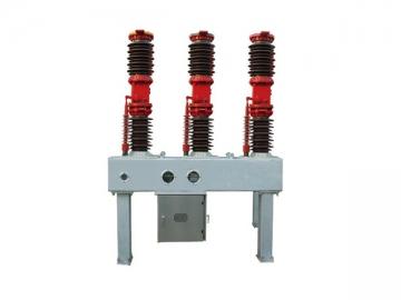 Interruptor de vacío para exteriores ZW17-40,5KV