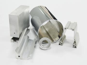 Carcasa de aluminio para lámparas LED