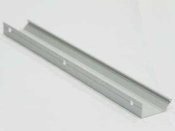 Borde de aluminio para muebles