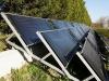 Marco para panel solar