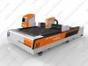 Máquina de corte por láser de fibra tipo pórtico