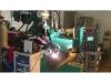 Máquina de soldadura automática para tuberías (GTAW)