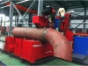 Máquina de soldadura automática multifuncional para tuberías (TIG MIG SAW, tipo rodillos de presión)