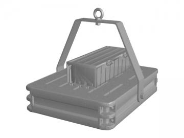 L minas para techos corrugadas 91250 fabricantes y - Lamparas para techos altos ...