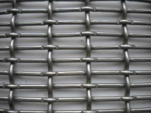 Malla de alambre corrugado de acero inoxidable fabricante - Alambre de acero inoxidable ...