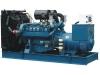 Grupo electrógeno con motor diesel Doosan