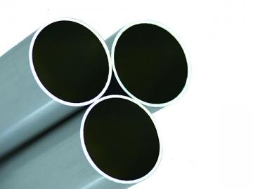 <span class='two'>Tubo de aluminio con revestimiento soldado</span>