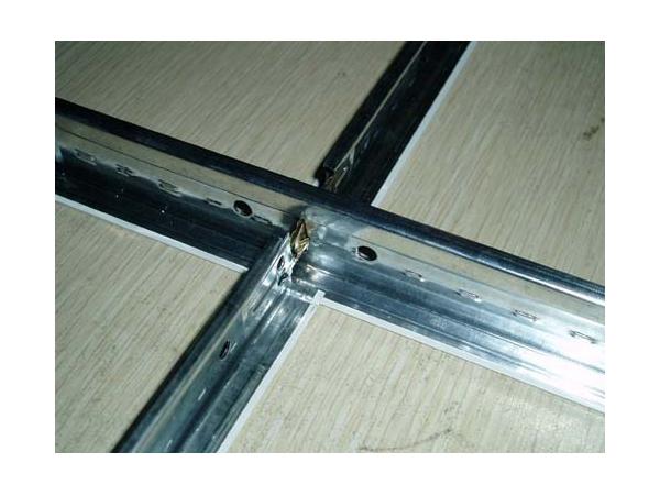 Perfil para falso techo desmontable fabricante etw spain for Perfiles techo desmontable