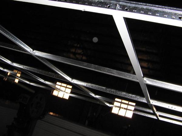 Perfil para falso techo desmontable fabricante etw for Perfiles techo desmontable