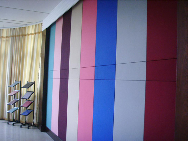 Panel ac stico de fibra de vidrio para pared fabricante etw international - Paneles de fibra de vidrio para paredes ...