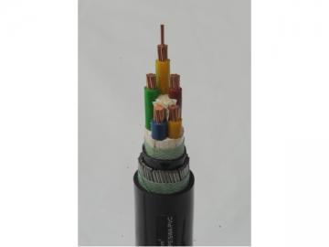 Cable eléctrico aislado en XLPE