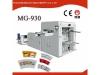 Máquina troqueladora y rebordeadora automática MG-930