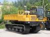 Tractor de volteo / Transportadora de volteo sobre orugas con rodaje de caucho HY-600