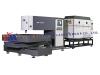 Máquina cortadora láser de trayectoria óptica constante YM-1218