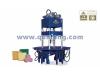 Máquina para fabricar bordillo de concreto, Máquina fabricadora de adoquines YX-1500K